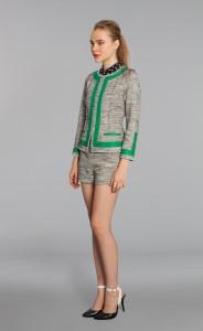 Marissa Web | Juliana Cropped Jacket