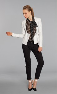 Marissa Web | Binta Stretch Moto Pants