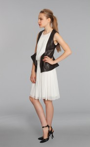 Marissa Webb | Gina Leather Vest