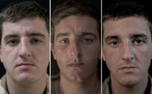 Lalage | Snow | We Are The Not Dead | Lance Corporal Martyn Rankin, 23