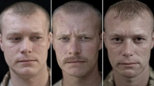 Lalage | Snow | We Are The Not Dead | Lance Corporal Sean Tennant, 29
