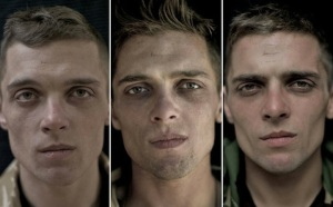Lalage | Snow | We Are The Not Dead | Private Chris MacGregor, 24
